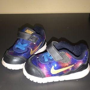 Toddler Galaxy Nike 4C unisex